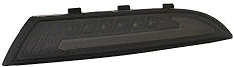 humo Kitt KGV08S faros delanteros LED indicador delantero con luz de posici/ón 2009/