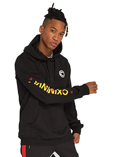 Criminal Homme Sweat Token Damage Black Vêtements Haut OwrgOUx