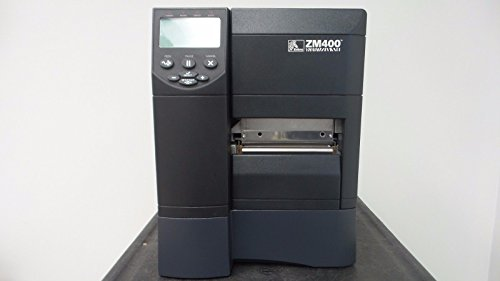 Zebra ZM400 Thermal Label Printer 203 dpi Printhead with Serial, Parallel, USB and Ethernet P/N: ZM400-2001-0100T