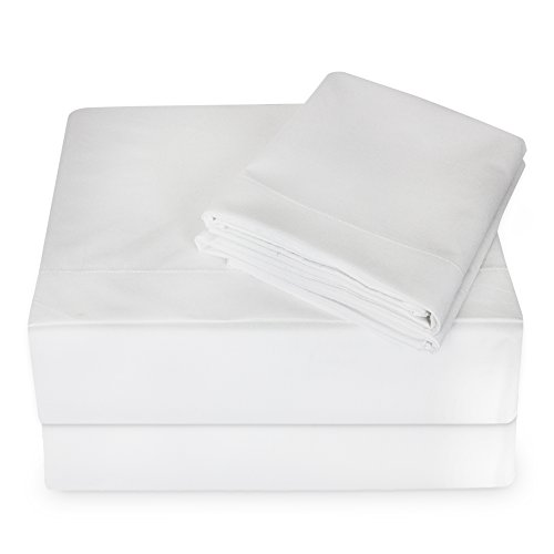 Luxury Hotel Collection 60% Cotton/40% Polyester Sheet Set -