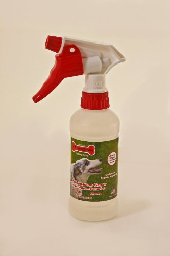 Stop! Quiet! Off! Training Spray for Dog