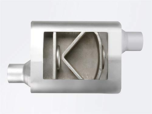 aFe (49M00003) Scorpion Aluminized Steel Replacement Muffler