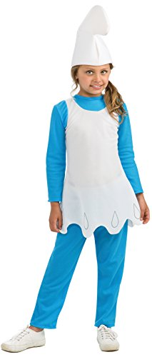 Rubie's Costume Smurfs: The Lost Village Child's Smurfette Costume, Multicolor, Medium]()