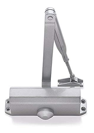 Fixed Size 3 for Fire Doors Briton 121CE.SES CE Closer Silver