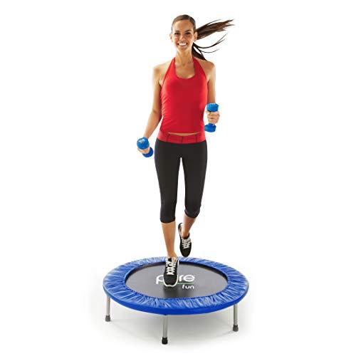 Pure Fun 38-inch Exercise Trampoline (Trampoline Fun Pure Indoor)