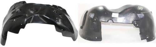 GM1248201 Front Left New Splash Shield Fender Liner Chevy Driver Side LH Hand