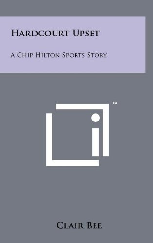 book cover of Hardcourt Upset