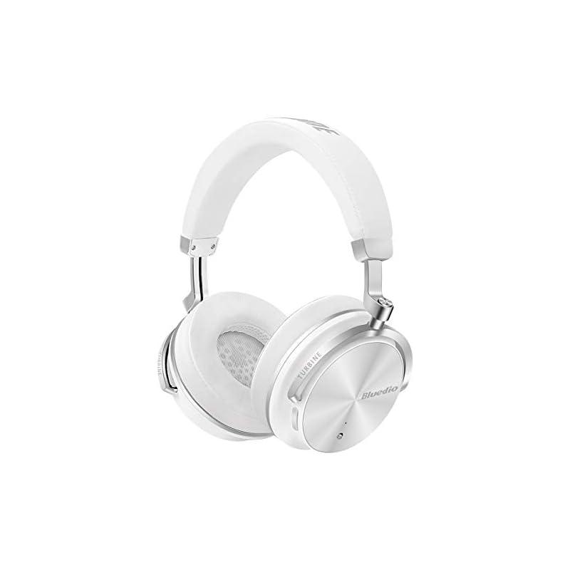 Bluedio T4S Active Noise Cancelling Blue
