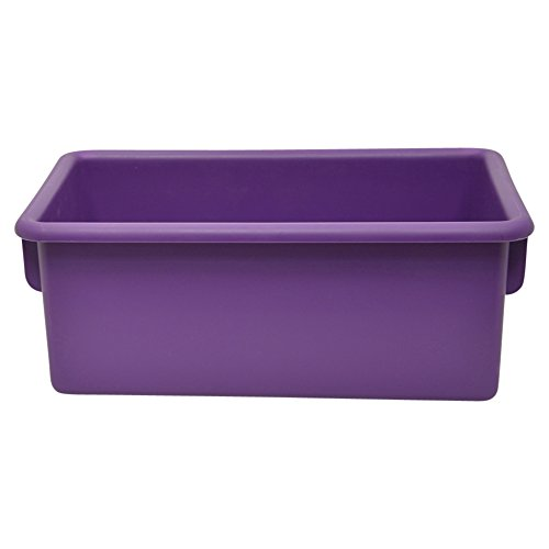 Mahar Manufacturing 5-Pack Pet Storage Tub in Purple from Mahar Manufacturing
