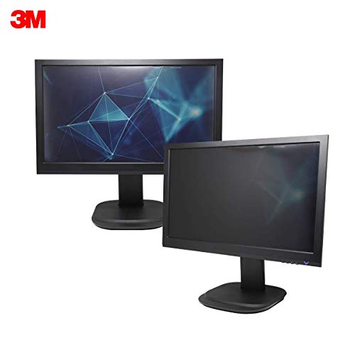 3M Privacy Filter for 24u0022 Diagonal Widescreen Monitor, Protects your data, Reduces blue light (PF240W9B)