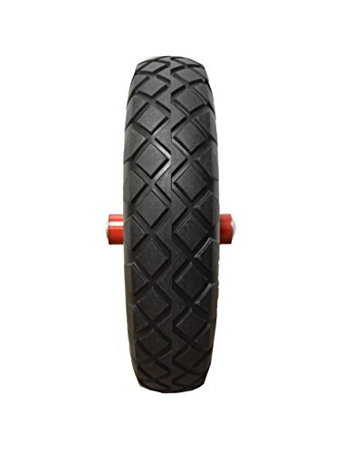 Replacement Wheel Barrow Tire Flat Free 4.80/4.0-8