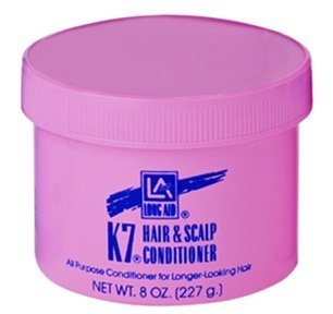 Price comparison product image Long Aid K7 Hair & Scalp Conditioner 8 OZ