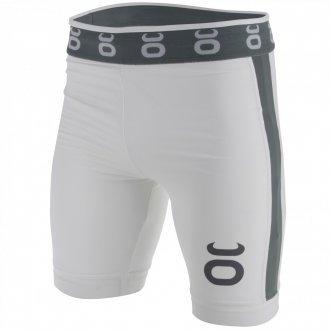 (Tenacity MMA Vale Tudo Long Fight Shorts - Black - Small)