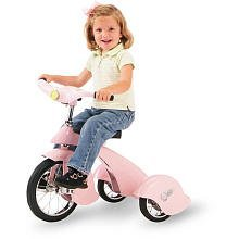 Morgan Cycle Morgan Pink Pegasus Trike