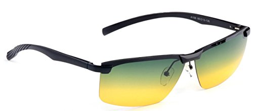 Night Vision yellow Summer Sunglasses Anti-dazzle Driving - India Night Driving Glasses