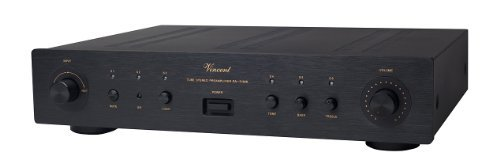 Vincent Audio - SA31 MK Hybrid Stereo Preamplifier - Black by Vincent Audio