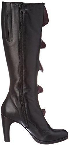 Chie Mihara Damen Gayura Langschaft Stiefel Noir (maitai Negro-maitai Uva)