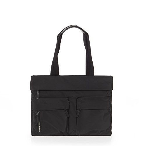 Shopper Hunter Black Mandarina Duck P10lit21651 Handbag YwaqYUFA