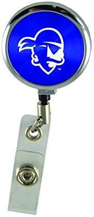 Seton Hall University-Retractable Badge Reel-Blue LXG Inc