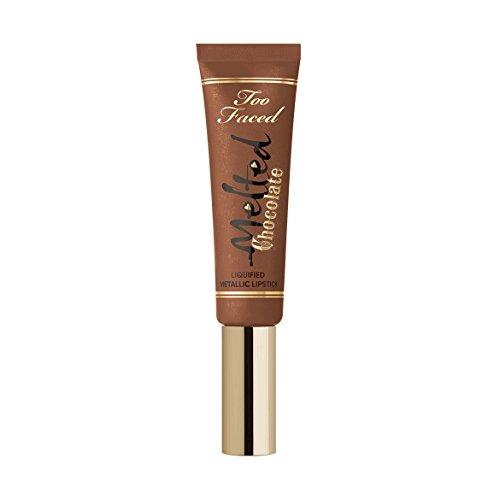 Too Faced Metallic Chocolate Lipstick - Metallic Candy Bar (Faced Too Candy Bars)