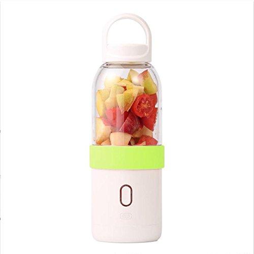 éLectrique Portable Centrifugeuse Fruits Et LéGumes Quickclean Nettoyage 200W Sans BPA Juicer Extracteur MéNage , green
