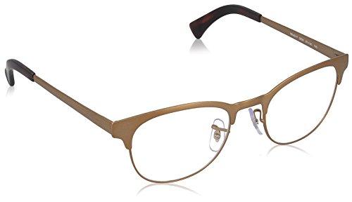 Ray-Ban Eyeglasses RX6317 2836 Matte Brown 51 20 - 6317 Ban Ray