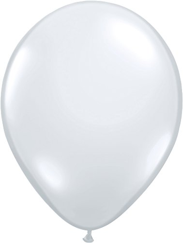 Mayflower Distributing Diamond Latex Balloons, 16
