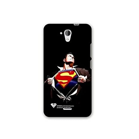 Cokitec Case Carcasa Hisense F20 WB License Superman: Amazon ...