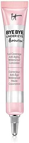 it Cosmetics Bye Bye Under Eye Illumination Concealer 0.28oz/8ml, Tan