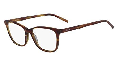 - Eyeglasses CK 6010 203 STRIPED BROWN