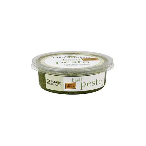 Cibo Naturals, Basil Pesto with Almonds (4 pack) by Cibo Naturals