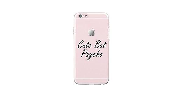 Amazon.com: iPhone 7 Plus - Transparent Case - Teenager ...
