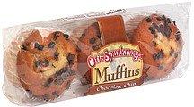 Otis Spunkmeyer Chocolate Chip Muffins