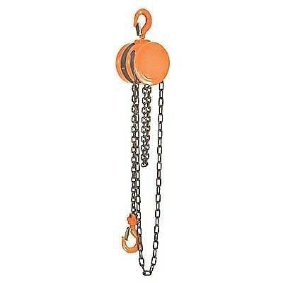 Hoist Commercial/Industrial - Chain Style - 1 Ton Cap