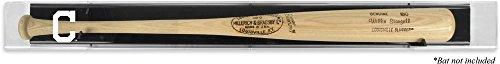 Indians Display Baseball Cleveland (Cleveland Indians Logo Deluxe Baseball Bat Display Case)