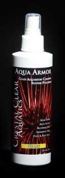 Crystal Clear Aquatics AAD00201 Glass Aquaarmor, 8-Ounce