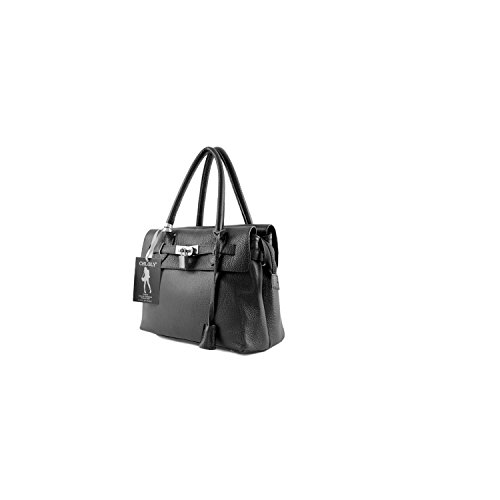 Woman Tote Another À Chloly Sac Main Dark Valery Brown Bag Cuir Skin cq0XPBrq