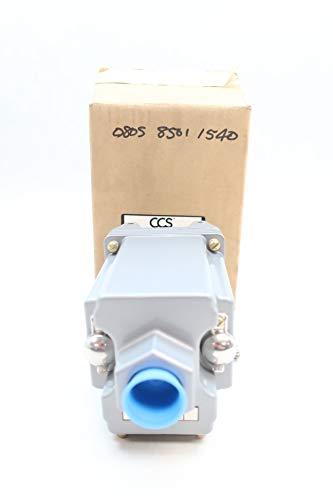 (CUSTOM CONTROL SENSORS 6860G1 Pressure Switch 1-27PSI)