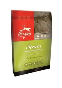 Orijen Senior Dry Dog Food 5 Lb. by Champion Petfoods [Pet Supplies]