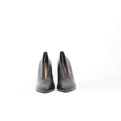 Donna Vicenza 140084 Black Decollete 140084 Vicenza TffpSwq