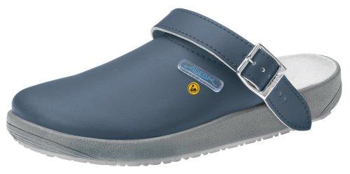 46 Abeba Azul Azul De Marinho Mens Segurança Sapatos 6q0rw6xO