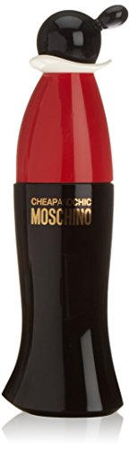 Cheap & Chic By Moschino For Women, Eau De Toilette Spray, 3.4-Ounce Bottle - Chic Fragrance