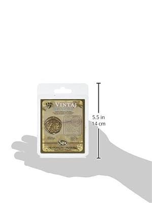"Sizzix DecoEtch Etching Plate 2.725""X2.375"" by Vintaj-Sand & Sea"