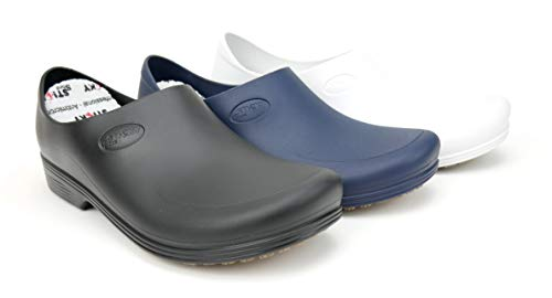 Image of Shoes - Comfortable Work Shoes for Men - Waterproof Slip Resistant - Chef Shoes - Medical Shoes - StickyPRO