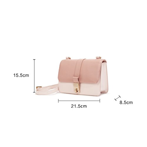 Bag Version Shoulder Package Mini Korean Jiute Pu Crossbody Ms Leather aS5vq6ngw6