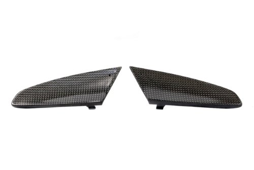(MAcarbon Carbon Fiber Door Handle Inserts for The Porsche 991 and 981 Boxster/Cayman(Set of 2))