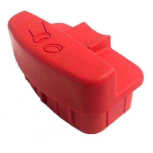 Yakima Replacement Holdup Red End Cap - 8880227 by Yakima (Image #1)