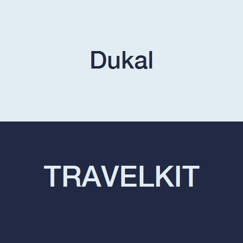 DUKAL TRAVELKIT Travel Kit, Includes Shampoo, Body Bath, Hand Sanitizer, Shave Cream, Razor, Deodorant, Toothbrush, Hand Lotion, Toothpaste, Comb, Nail Clipper & Emery Board (Pack of 24)