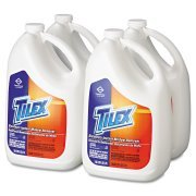 Disinfects Instant Mildew Remover Refill Bottle, 128 fl oz, (Pack of 4) by: Tilex by Tilex (Image #1)