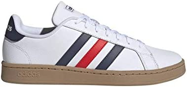 adidas Herren Grand Court Shoes Turnschuh